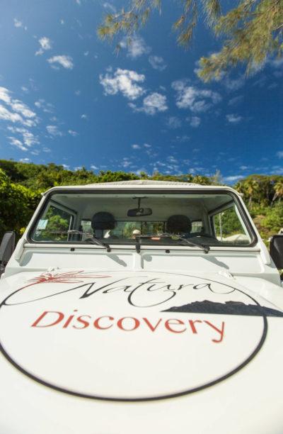 Bora Bora Activities - 4x4 Safari