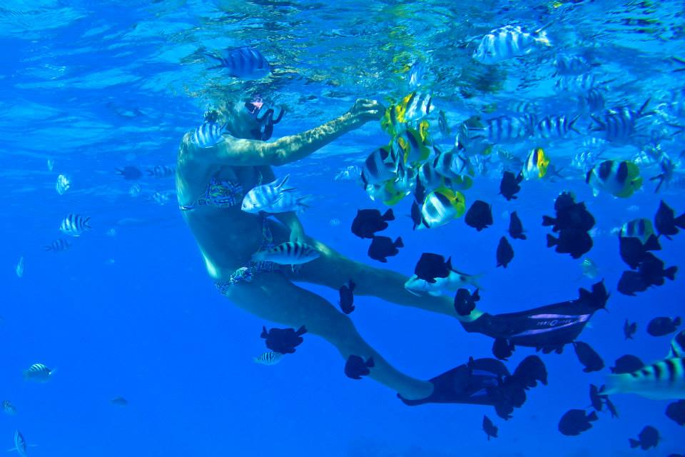 Excursions Bora Bora French Polynesia